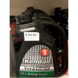 Kendall GT-1 Racing Green