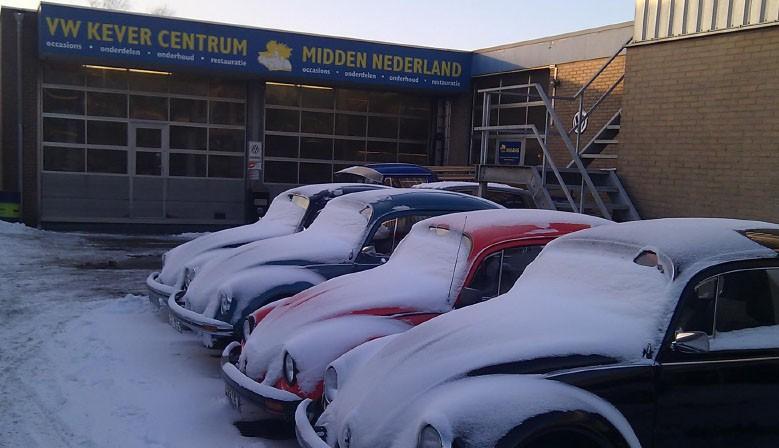 Winterbanden VW Kever